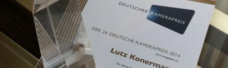Deutscher Kamerapreis 2014